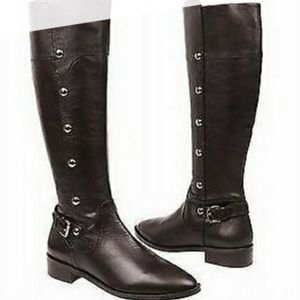 Micheal Kors Carney Riding Boots